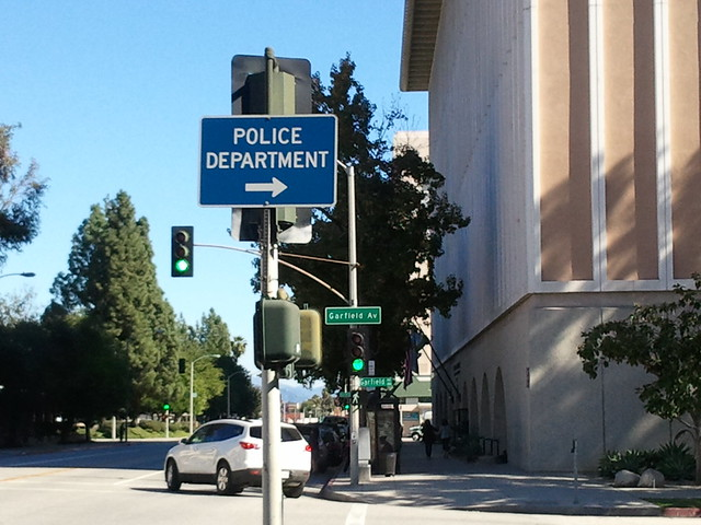 Pasadena Police Department (California)