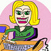 The Webmistress by Gasbombgirl