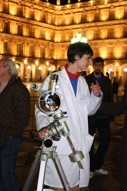 Quedada astronómica