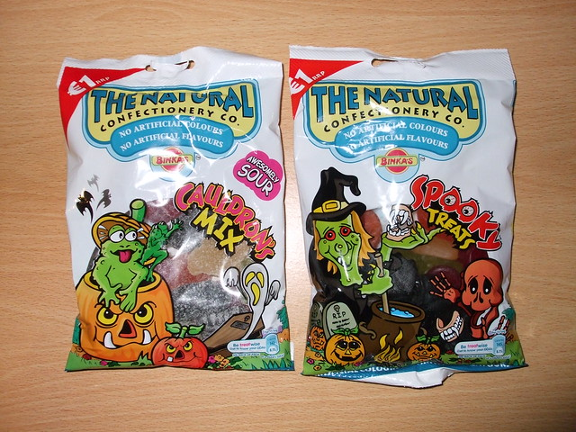 Halloween Candy 2010: Natural Confectionery Company