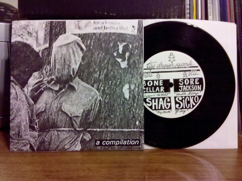 """Sicko - For A Longer And Better Life - Compilation 7"""" Thanks @AlanRappa !!!"""