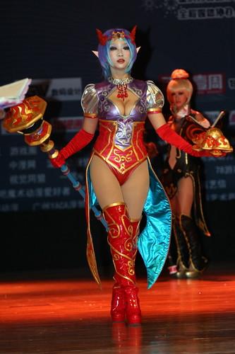 漫域Cosplay北京总决赛_和邪社75