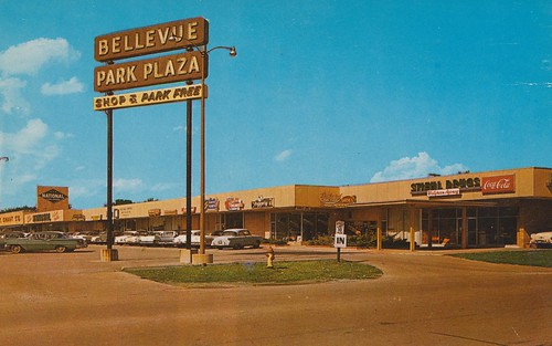 Bellevue Park Plaza Shopping Center - Belleville, Illinois by What Makes The Pie Shops Tick?