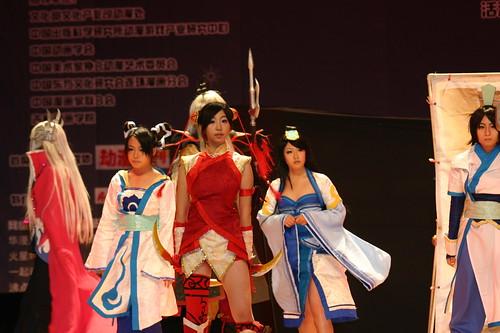 漫域Cosplay北京总决赛_和邪社08