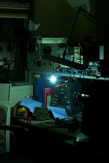 Ushio UHP Mercury Vapor Lamp