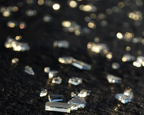sun black broken glass sunrise shiny shine bokeh brokenglass sparkle clear reflect sunflare