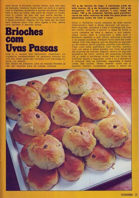 Tele Culinária e Doçaria, Especial Outono, Setembro 1980 - 23