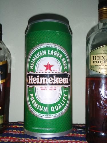 Got Heineken? Nope. I gots Heimekem!