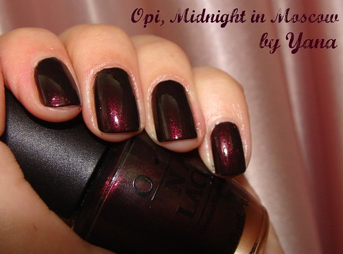 Opi, Midnight in Moscow