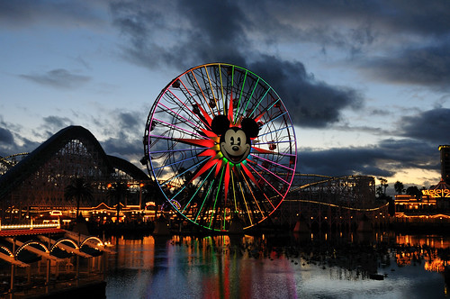 Disneyland California Adventure Paradise Pier