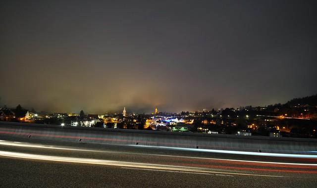 Nagold at Night