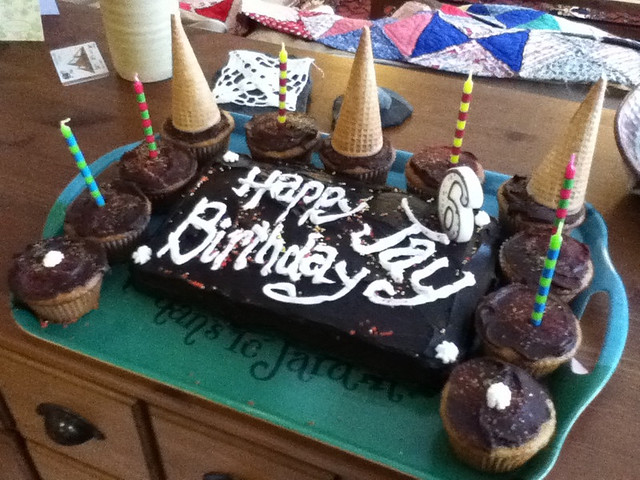 Jay Birthday Cake