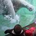 Small photo of Mira and the polar bear