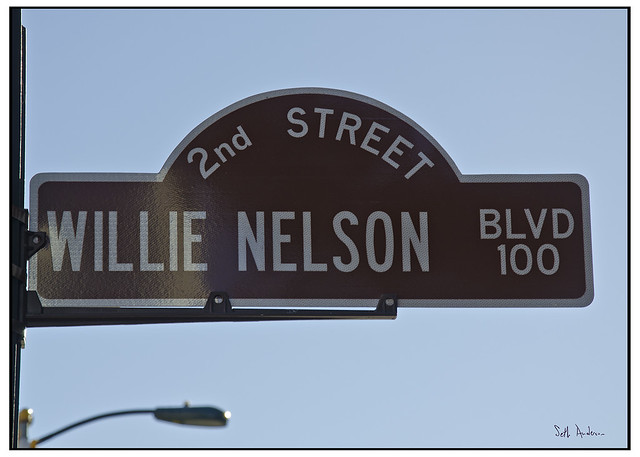 Willie Nelson Blvd