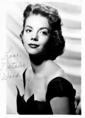 Natalie Wood Autograph
