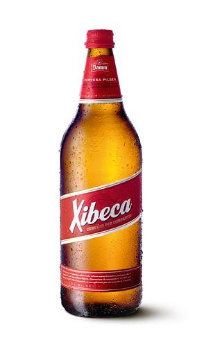 Cerveza Xibeca botella vidrio 1l