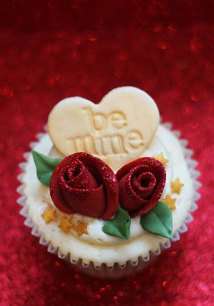 Easy Ideas For Valentine S Day Cupcakes Totally Cupcake Blog