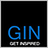 "the GIN - "" Get Inspired "" group icon"