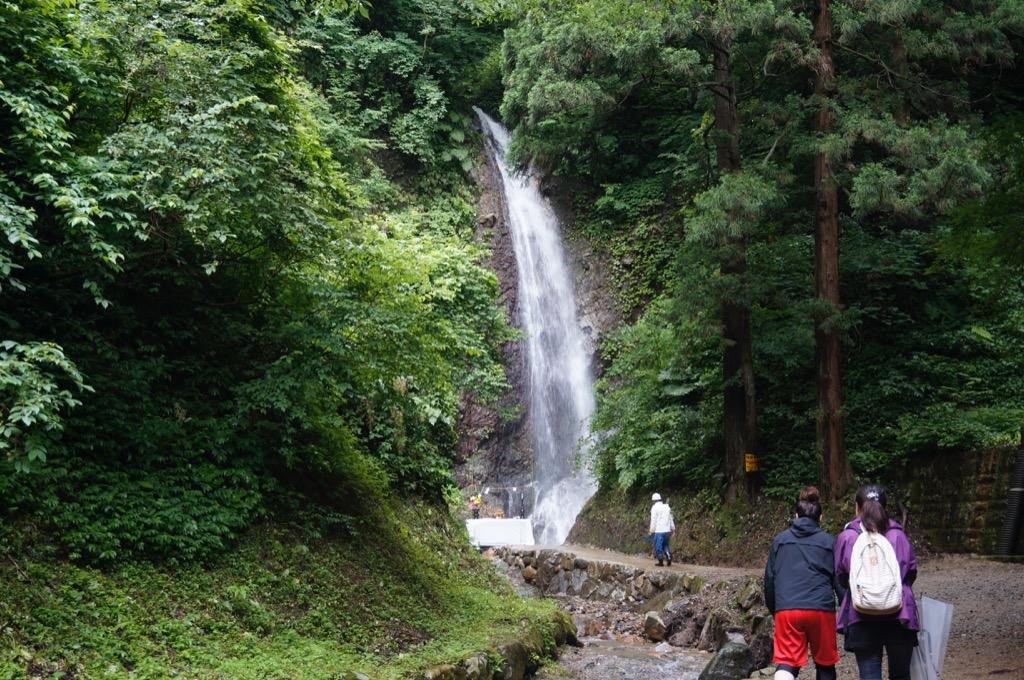 "waterfall ""HUDOUDAKI"""
