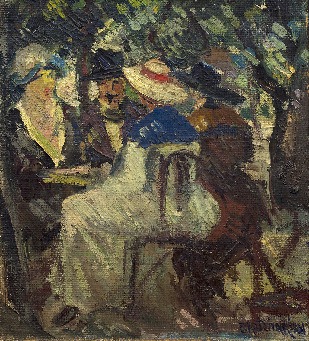 Armenian impressionism_46_Kochar
