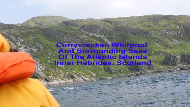 Corryvreckan and surrounding seas 3