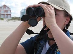 binoculars, hand, clothing, head, limb,