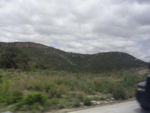 Carretera Aguascalientes - Zacatecas