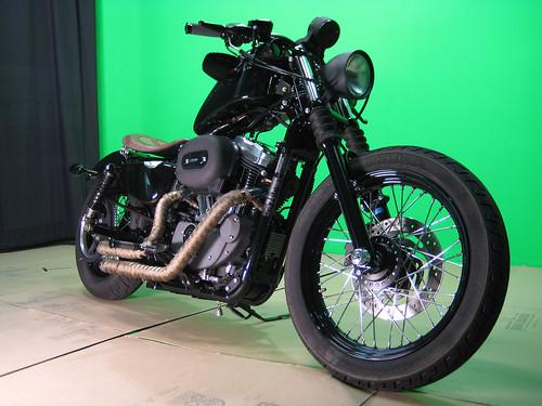 Harley Davidson Nightster 6