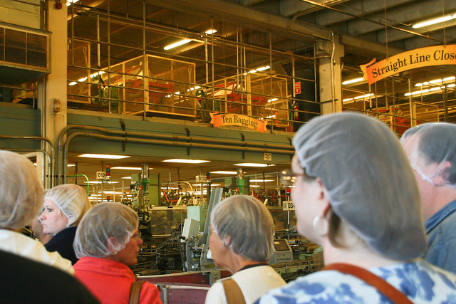 Celestial Seasonings Tour, Boulder, Colorado