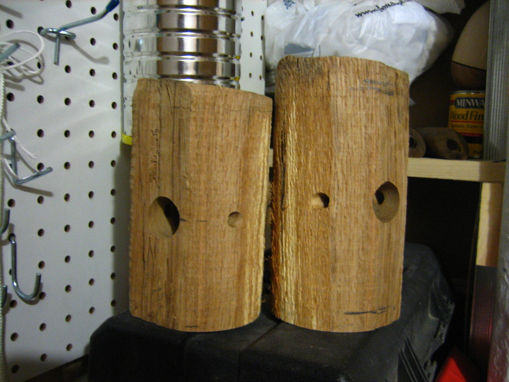 Roughed out mallet heads