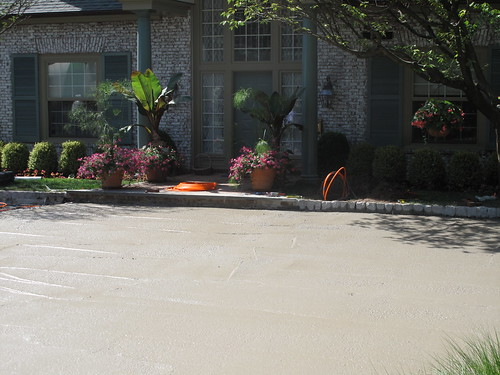 Driveway Makeover