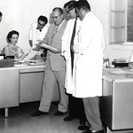 St. Thomas Psychiatric Hospital: Seven new doctors join staff, 1958
