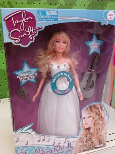 Taylor Swift Barbie Doll Taylor Swift S Music Is Very Popu Flickr