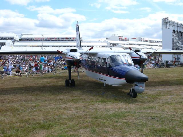 Pilatus Britten-Norman Ltd. BN2T Islander