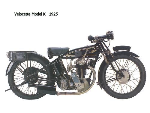Velocette Model K 1925