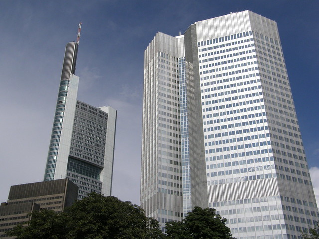 Commerzbank filiale commerzbank tower y bce flickr photo sharing - Commerzbank london office ...