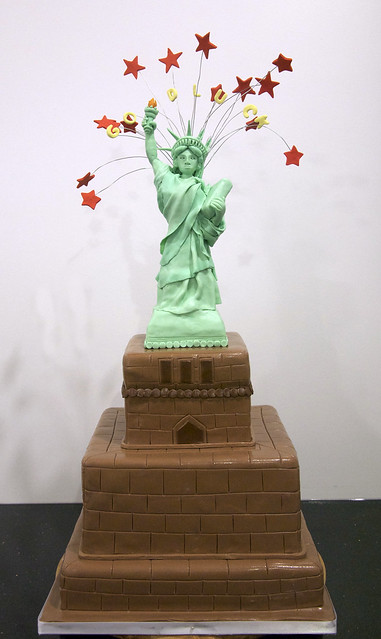 Statue Of Liberty Cake Flickr Photo Sharing
