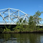 Gregory Avenue Bridge over Passaic River, New Jersey