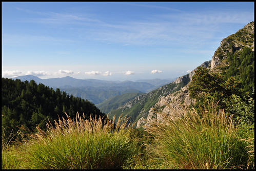 Alpi, Liguria, montagne, sentieri, natura