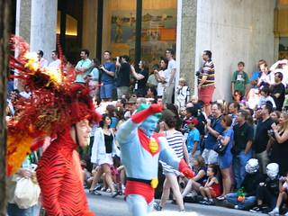 DragonCon Parade 2010