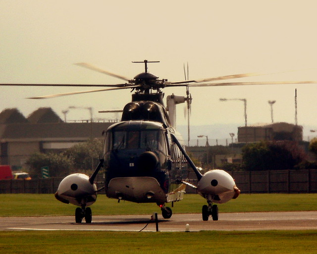 BRITISH INTERNATIONAL HELICOPTERS FLIGHT BS1110S61 GBCEB P  Flickr  Photo