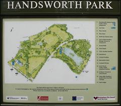 Handsworth Park Walk 8/10 (fv05)