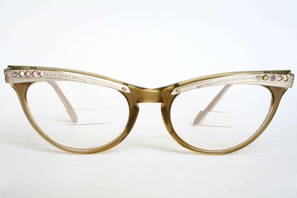 c0e64ad729f Vintage Cat Eye Glasses s most interesting Flickr photos