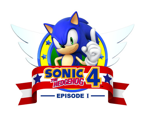 Sonic the Hedgehog 4 Episode I logo