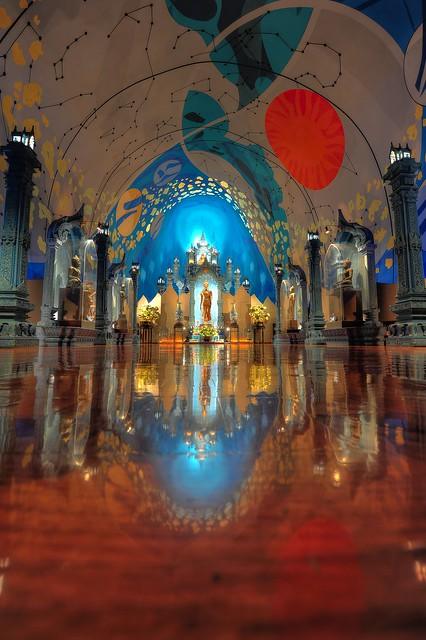 Samut Prakan Thailand  city pictures gallery : Erawan Museum Samut Prakan, Thailand | Flickr Photo Sharing!