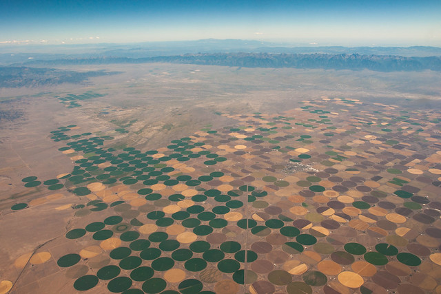 Irrigation circles