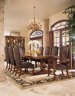 Stanley dining room furniture flickr photo sharing for Stanley furniture dining room sets