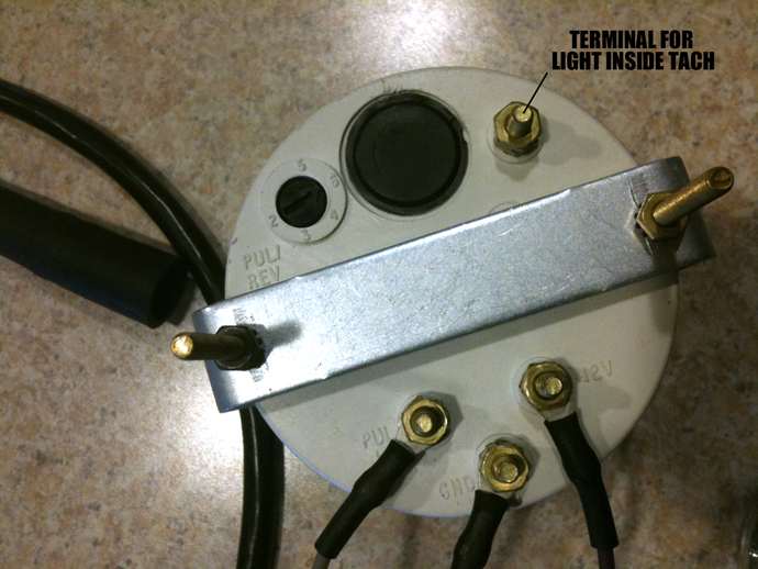 Omc Tach Harness Plug
