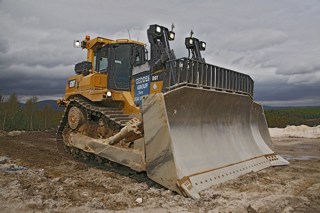 Cat D12 Bulldozer Specs