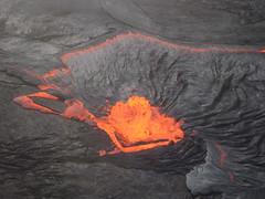 Lago de lava activo - Erta Ale (Danakil, Etiopía) - 02